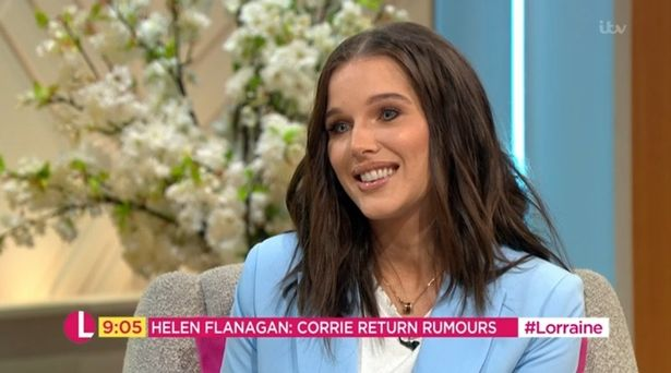 Helen Flanagan reveals her pelvic flooring train ideas and says they're 'actually necessary' for brand spanking new mums