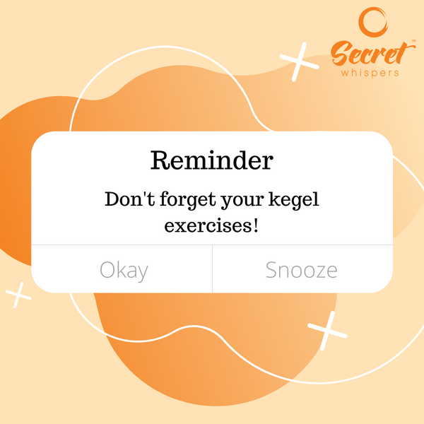 6 Ways To Remember To Do Your Kegels
