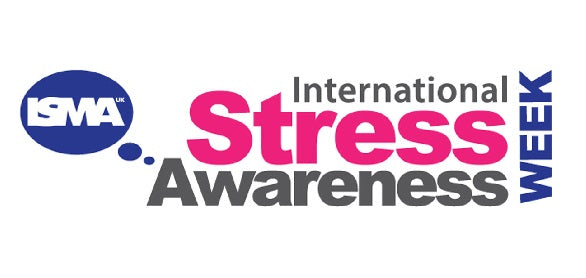 It's International Stress Awareness Week.