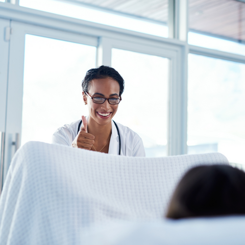 What happens at a smear test
