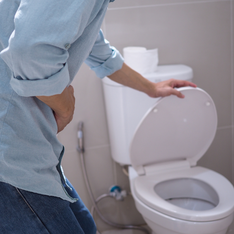 Types of incontinence