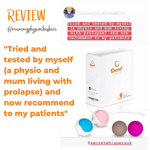 physio recommended pelvic floor exerciser