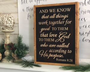 Inspirational Scripture Signs