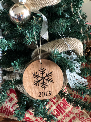 2019 Christmas ornaments