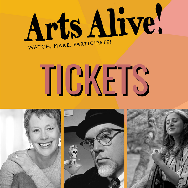 Arts Alive 2020 Tickets