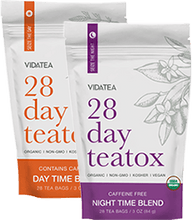 Load image into Gallery viewer, VIDA Tea 28 Day Slimming Teatox