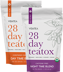 VIDA Tea 28 Day Slimming Teatox