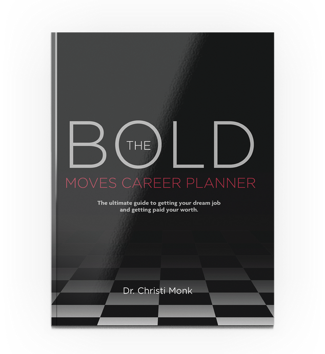 BOLD Moves Career Planner