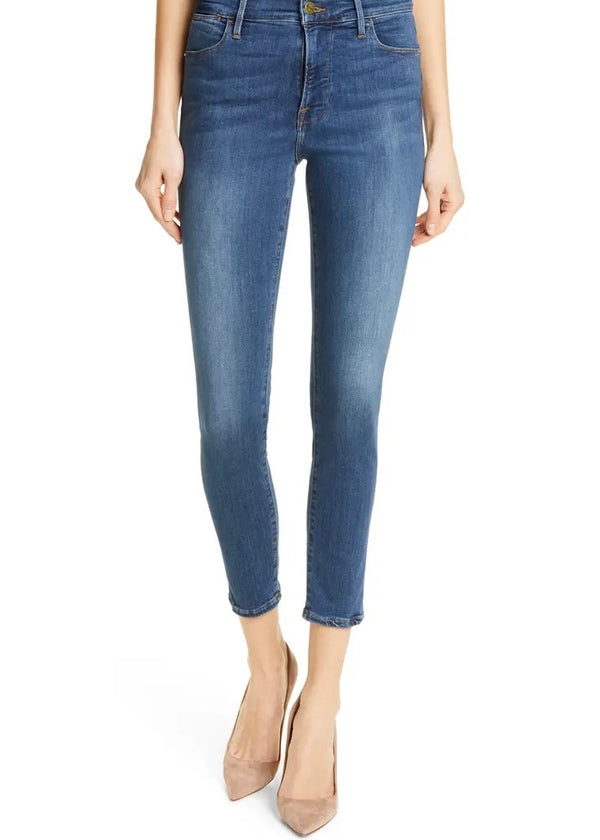 Le High Skinny Crop Jean in Sulham