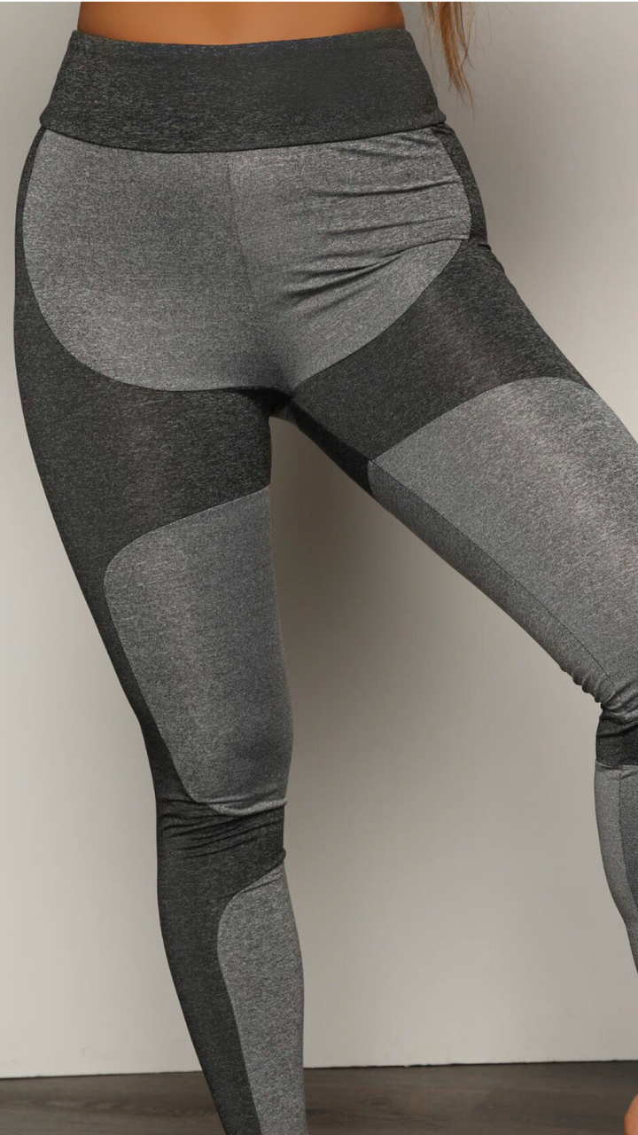 """Gray"" Legging"