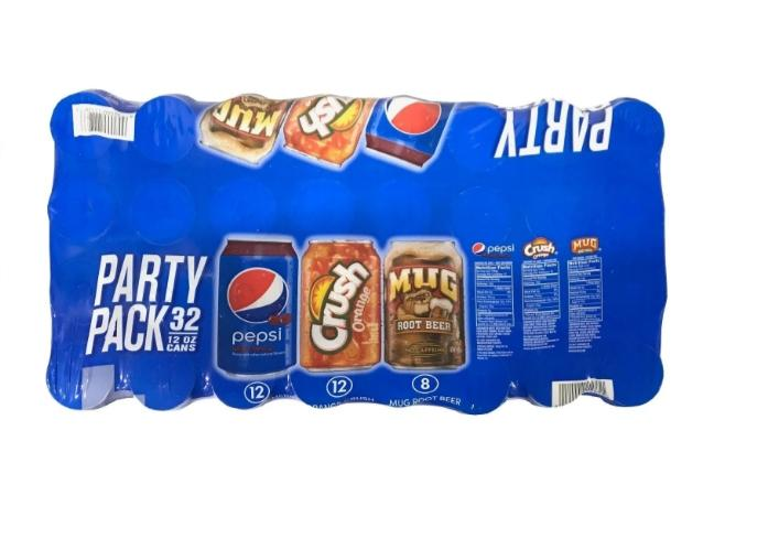Pepsi Party Pack