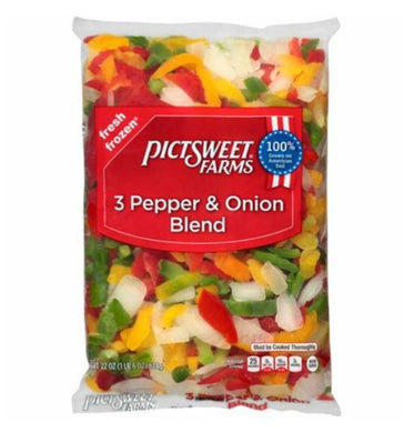 PictSweet Farms 3 Pepper & Onion