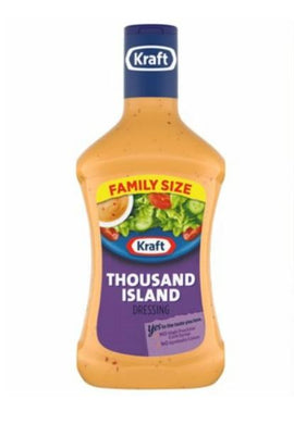Kraft Thousand Island Dressing 24oz