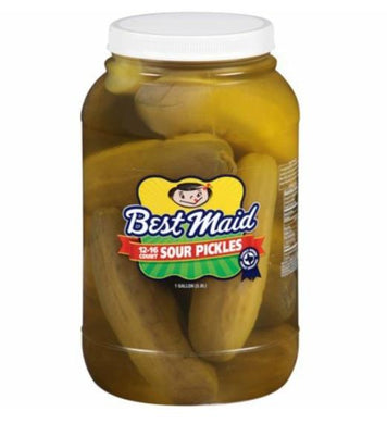 Best Maid® Sour Pickles 1 gallon