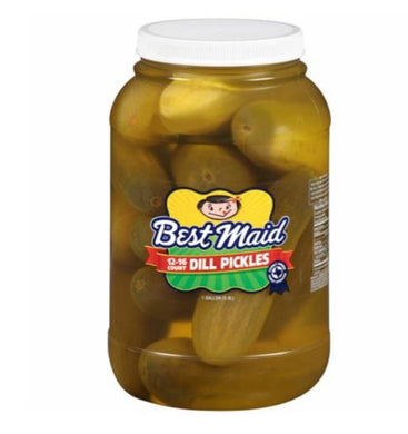 Best Maid® Dill Pickles 1 gallon