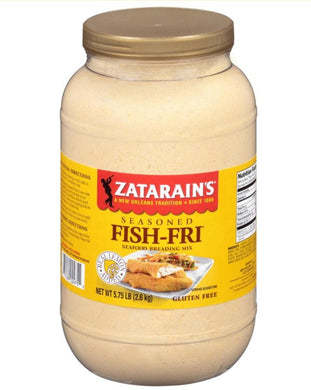 Zatarain's Seasoned Fish Fry