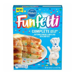 Pillsbury Funfetti Pancake Mix