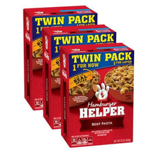 Load image into Gallery viewer, Hamburger Helper Double Cheeseburger Twin (6 pk)
