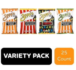 Zapp's Kettle Cooked Variety Chips