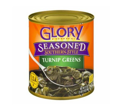 Glory Foods Seasoned Southern Turnip Greens