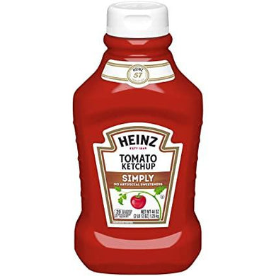 Heinz Ketchup 44 oz Bottle