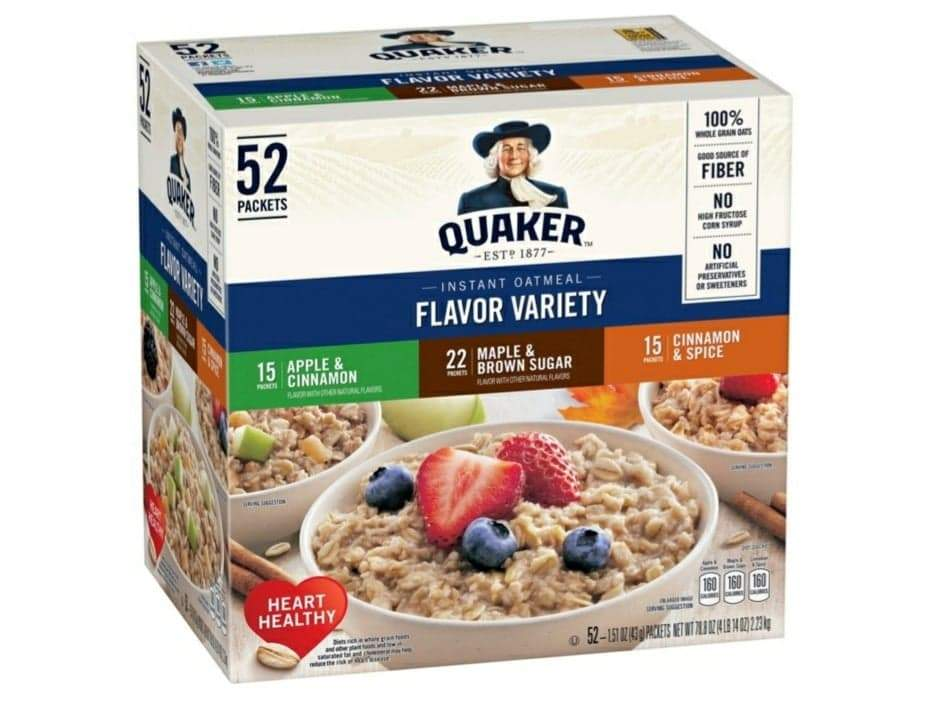 Variety Oatmeal