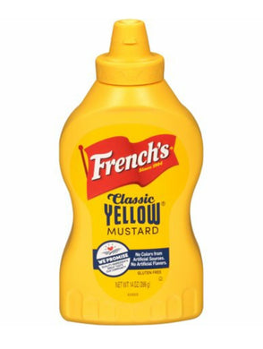 French Classic Yellow Mustard 14oz