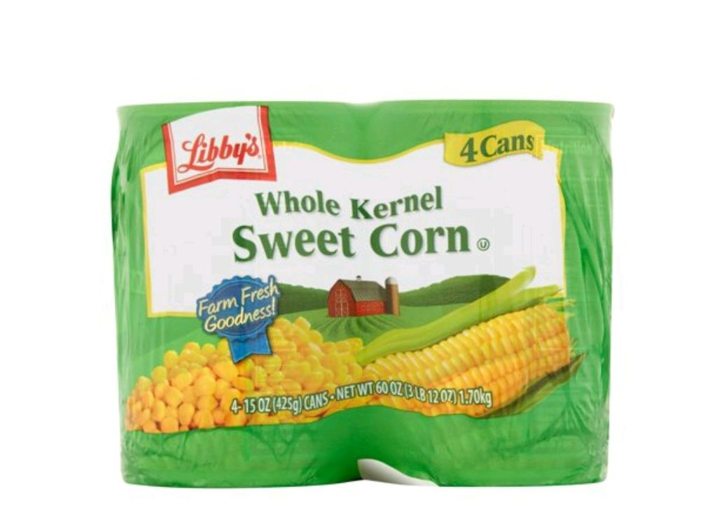 Libby's Whole Kernel Corn