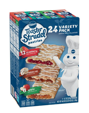 Toaster Strudel Variety Pack (24 ct.)