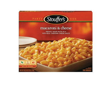 Stouffer's Macaroni and Cheese 4 LB