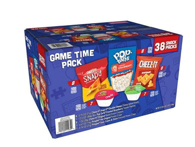 Kellogg's Game Time Snacks (38 pk.)