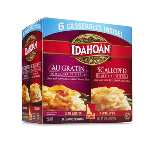 Idahoan Scalloped & Au Gratin Potatoes