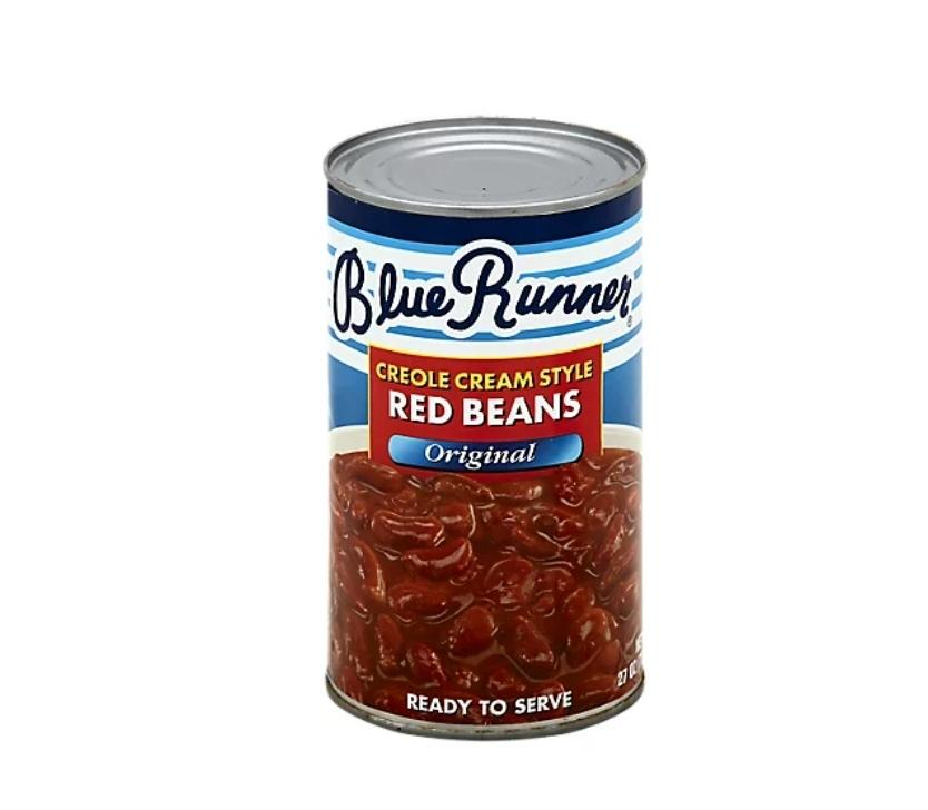 Blue Runner Red Beans Creole Cream Style Original - 27 Oz