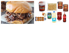 Load image into Gallery viewer, Pulled Pork Combo