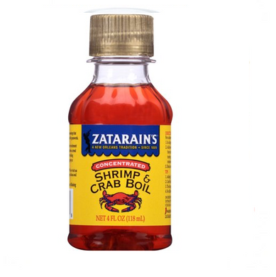 Zatarain's Concentrated Shrimp & Crab Boil, 4oz