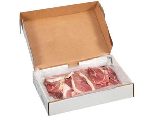 L👀K! 10LB Case End Cut Pork Chop