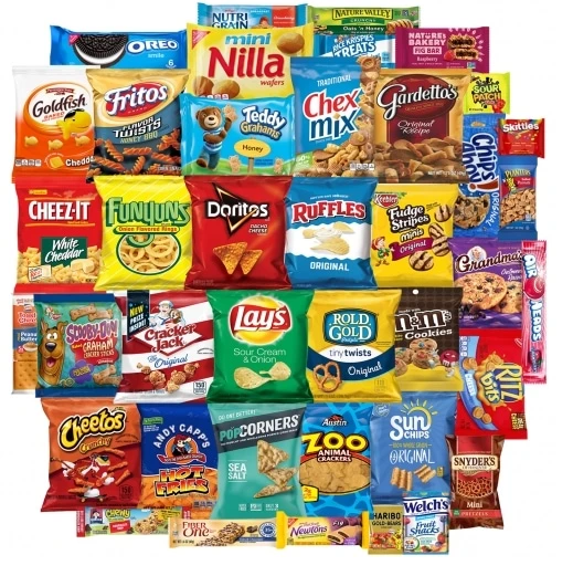 Snack Pack Variety Goodies Mix 75ct