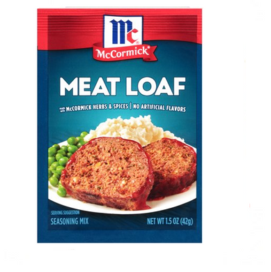 McCormick Meatloaf Seasoning