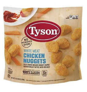 Tyson's Chicken Nuggets
