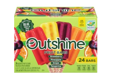 Outshine Fruit Bars Variety Pack (24 pk.)