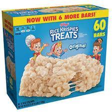 Variety Rice Krispies Treats
