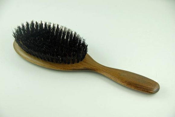 Hair Brush Oval Beechwood