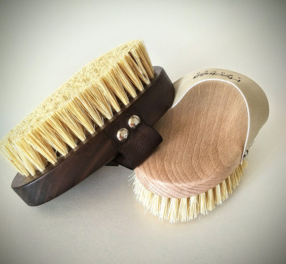 Body Brush - cactus bristles