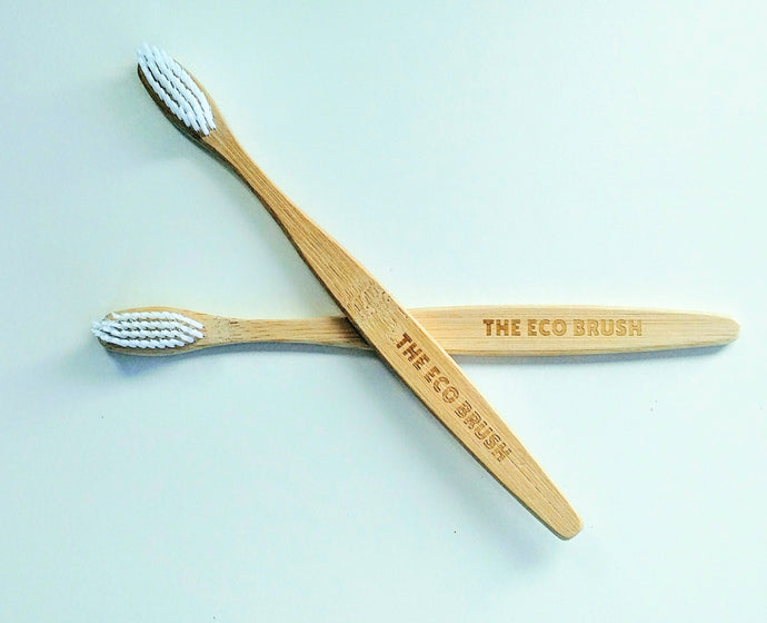 THE ECO BRUSH TOOTHBRUSH
