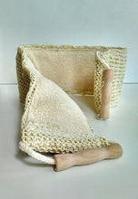 Sisal Duo Body Strap