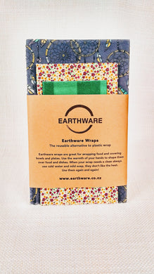 Earthware wax wraps