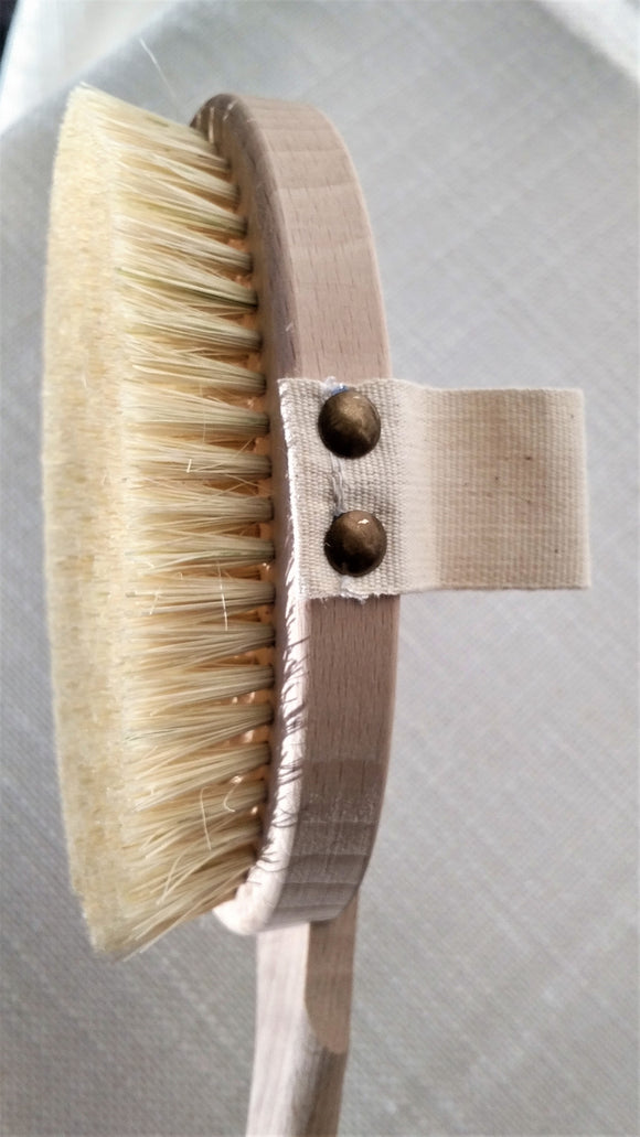 Bath Brush - removable head