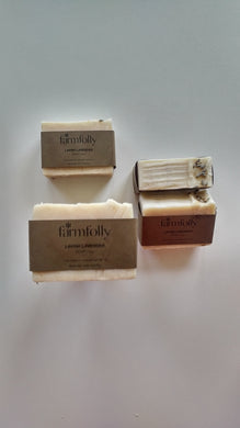 French Lavender soap by Farm Folly