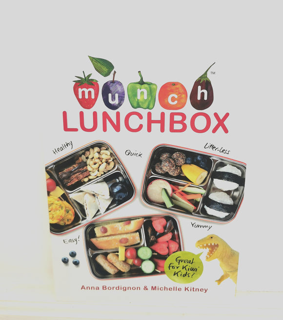 Lunchbox Cookbook by Munch