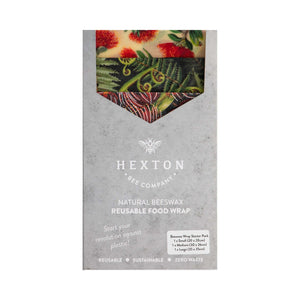 Beeswax Food Wraps  - Family Pack by Hexton Bee Company